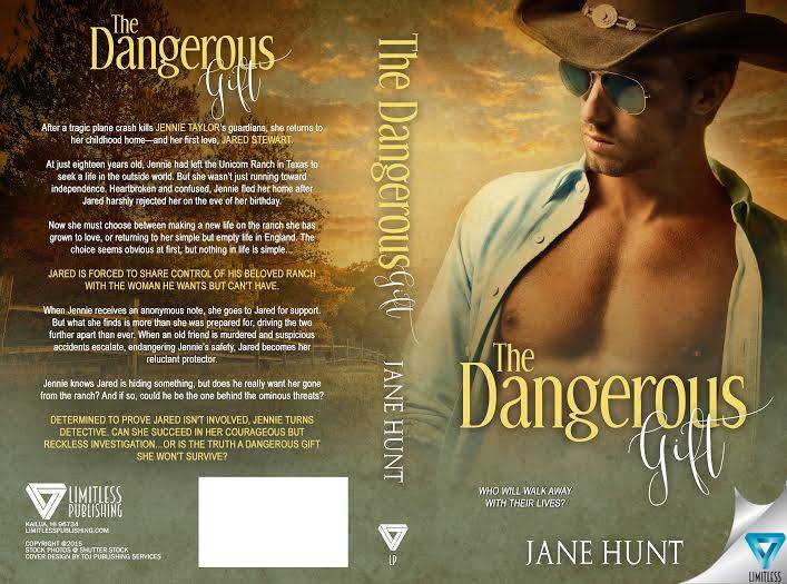 The Dangerous Gift full cover